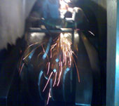 In Situ Crankshaft Grinding